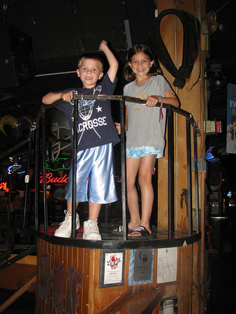 Aug. 9-12 - Cotton Eyed Joe/Science Center/Zoo