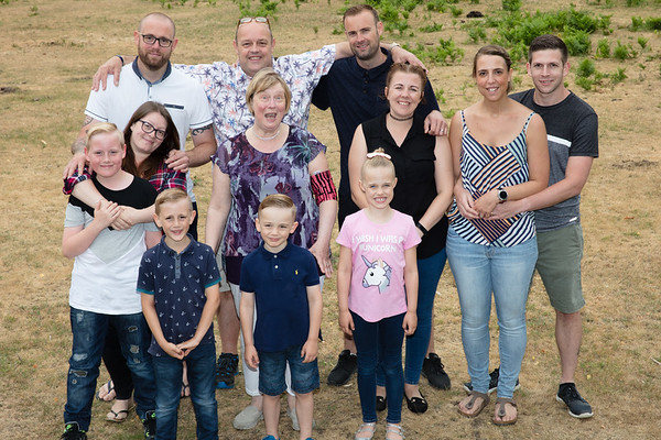 The Hall Family Photoshoot