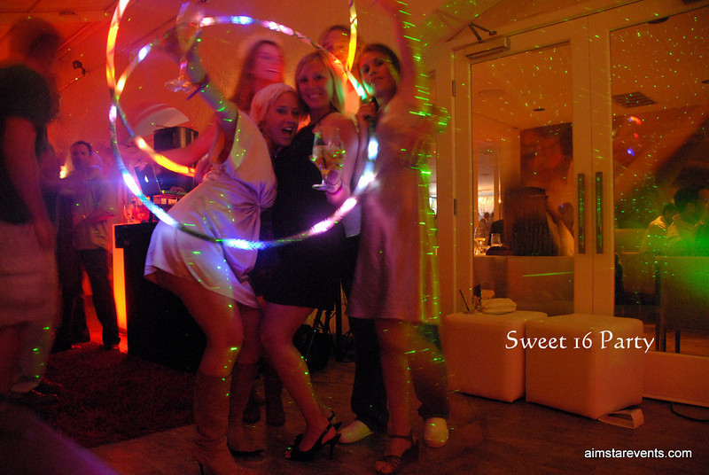 Sweet Sixteen Party