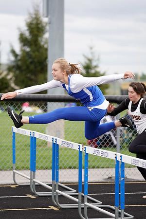 Girls 100m Hurdles (2019-05-10)