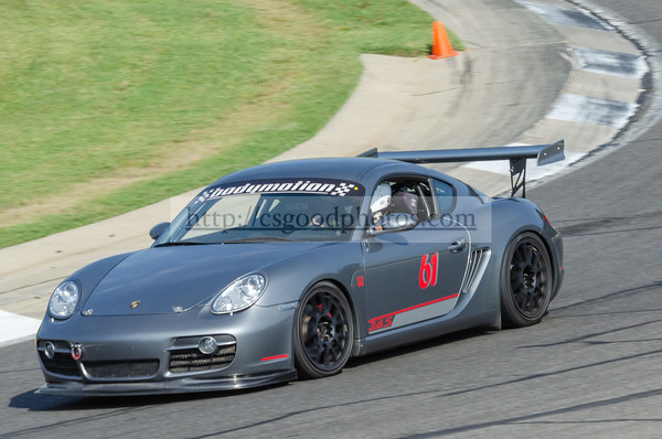 MW 61 Silver Porsche