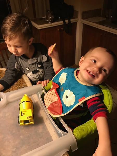 Finn & Asher