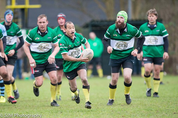 Delft 3 vs Thor 2 6 December 2014