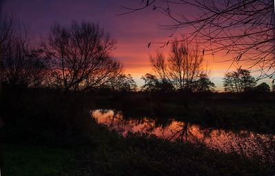 River Wey Sunrise 2