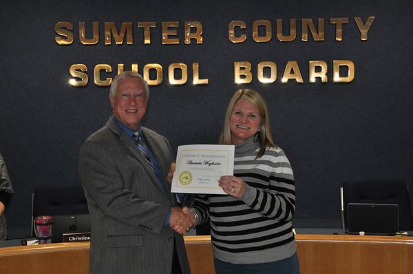 2019 - Recognition for Completion of the Level II, School Principal Program - Amanda Woythaler