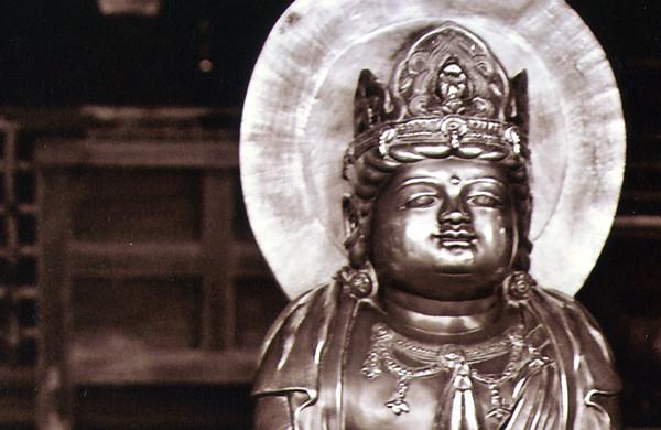buddha meets buddha