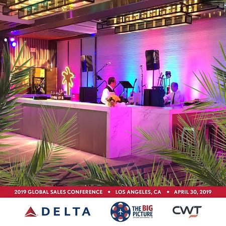 Delta Global Sales Conference 2019 LA MP4s