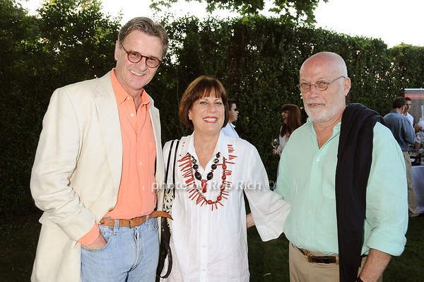 Christain Bresnev, Belle McIntire, Tim Lovejoy photo by Rob Rich © 2010 robwayne1@aol.com 516-676-3939
