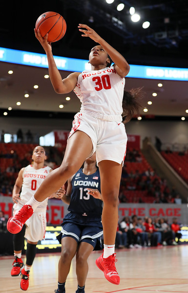 UH WBB vs UConn 2019