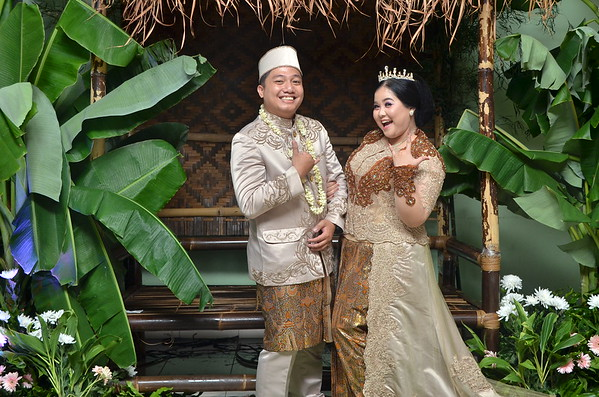 190105 | The Wedding Kiky & Wulan
