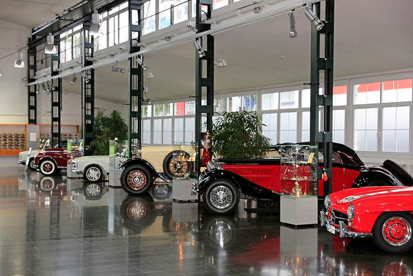 Classic Car Center in Fellbach
