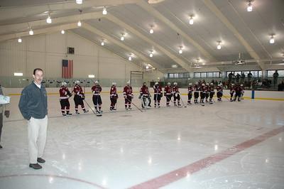 Loomis Varsity Ice Hockey vs. Deerfield 2/24/07
