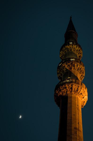Moonlight New Mosque
