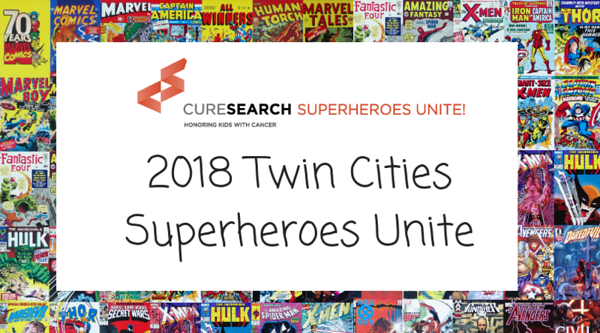 2018 Twin Cities Superheroes Unite