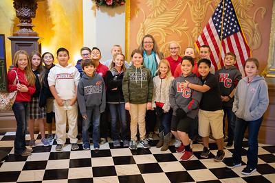 Fourth Grade Capitol Trip