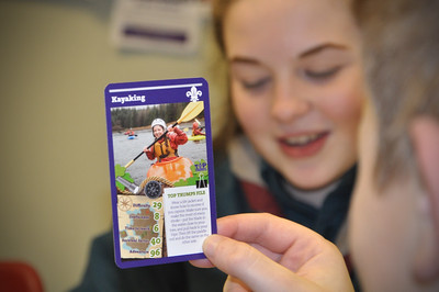 Scouting Top Trumps