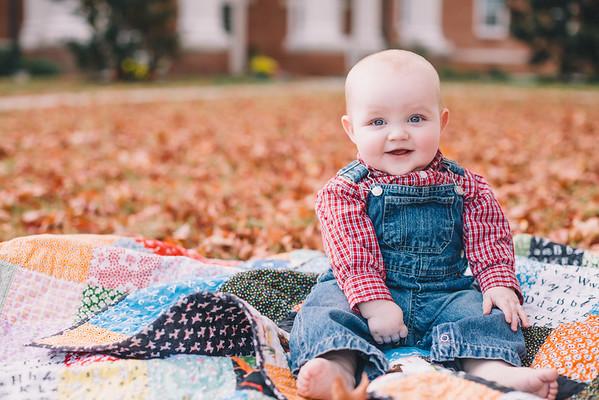 Xander: 6 Months