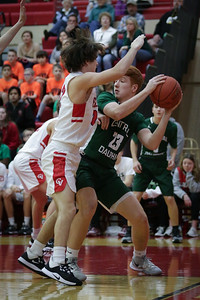 2020-01-29 | Boys HSBB | Central Dauphin @ Cumberland Valley