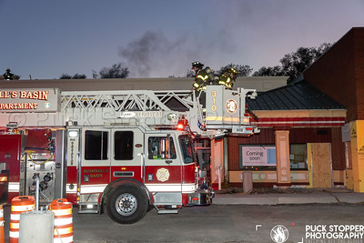 Commercial Oven Fire - 687 Moseley Rd, Egypt, NY - 6/17/21