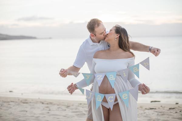 Jenny & Tyler Maternity