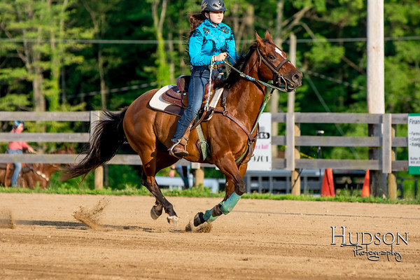 03. Cut Back, Ponies  Sr. Rider