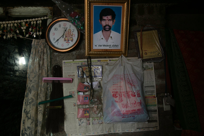 Shankar Adhikane, 40, Tonglabad