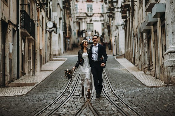 Miriam & Manuel, en Lisboa