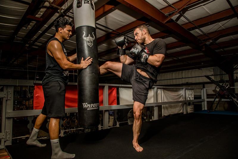 Olando Kickboxing