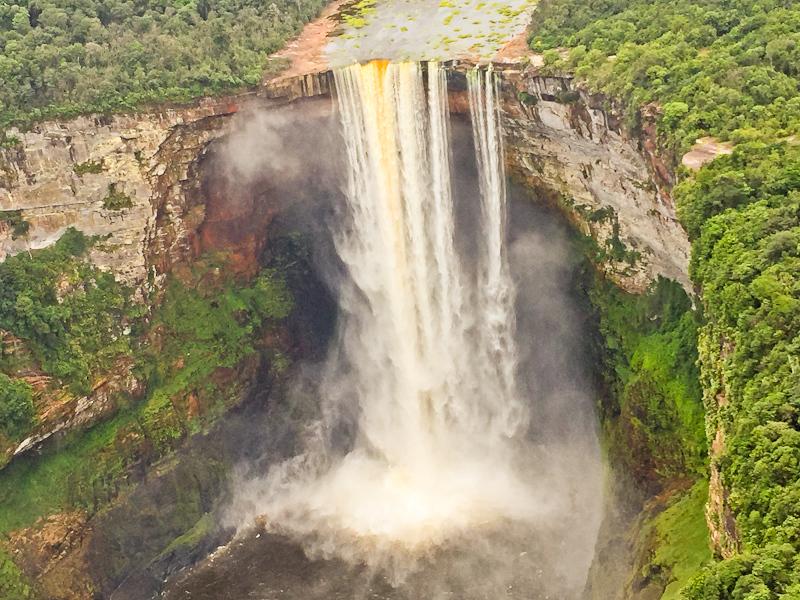 Kaieteur Falls Guyana South America