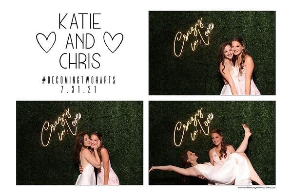 Katie + Christopher 7.31.21