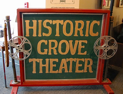 Historic Grove Theater