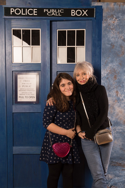 Third Doctor Companion Jo Grant: Katy Manning 4pm
