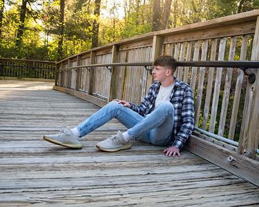 2021 Zach Depping Senior Portraits