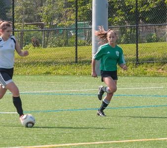 Nicole Soccer
