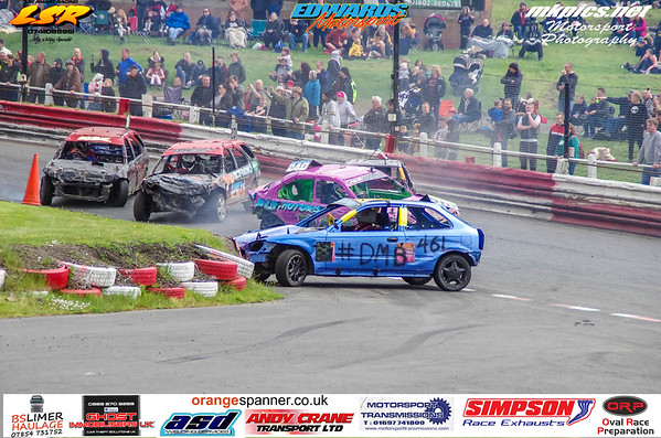 Bangers Gold Rush, Hednesford, 6 July 2019