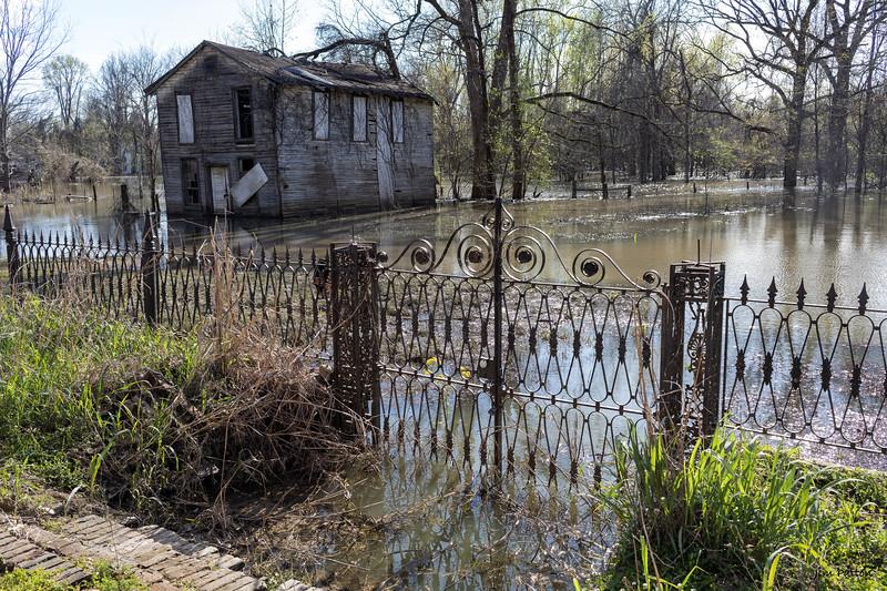 Spring floods