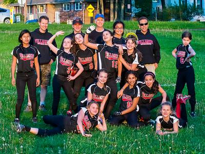 Villagers Softball: Spring/Summer 2014