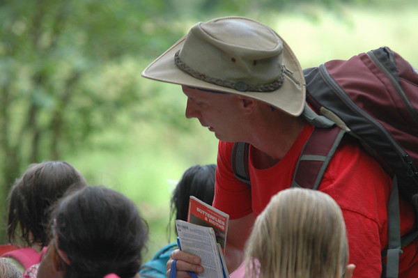 Day Camp: Catching Butterflies in The Preserve