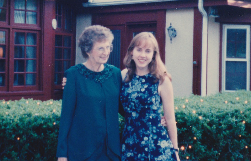 1997 Annie and Charlotte at Bill and Kathy wedding.jpg