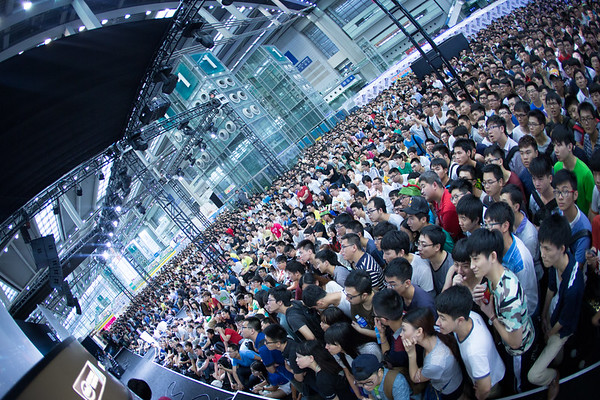 Intel Extreme Masters Shenzhen 2014