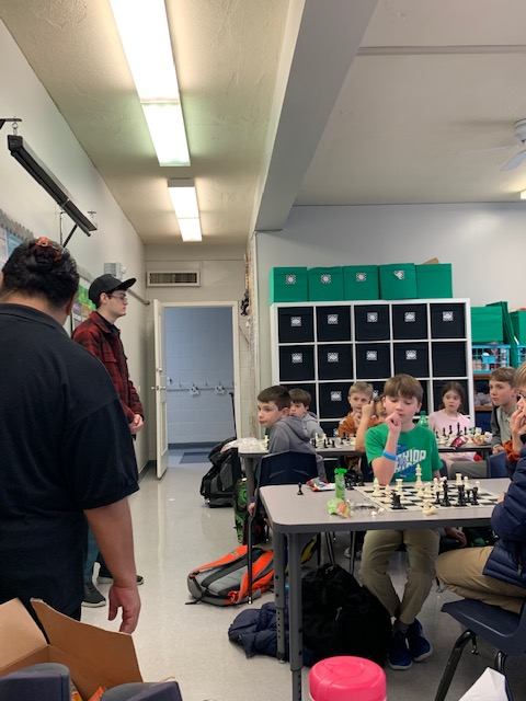 Lower School Chess Club
