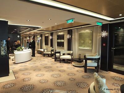 The Haven; Reception, Lounge & Restaurant NORWEGIAN GETAWAY Jan 2014
