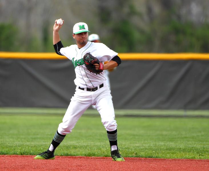 Baseball MU v. Morehead-April 2017-Rick Haye