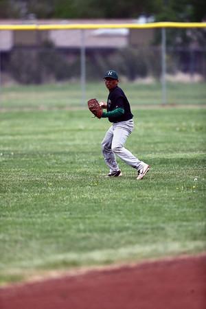 Baseball Truckee @ Hug