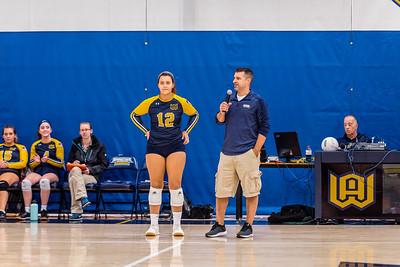 WA Girls Volleyball 10/9/2019