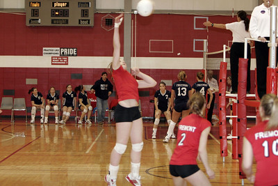 Girls JV Volleyball - 2006-2007 - 2/15/2007 Fruitport