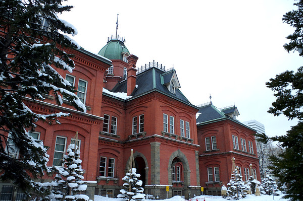 Sapporo impressie