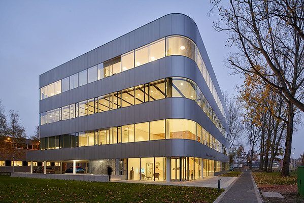 Nucleus Laboratory Leiden. Popma and Tersteege architects.