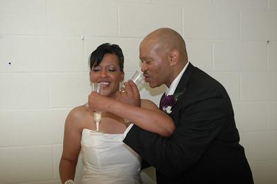 Terri & Willard Rice Wedding May 30, 2008