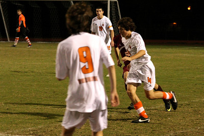 WP BOYS VS. WEKIVA 11-27-12